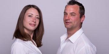 Die neuen Inhaber der Praxis in Basel